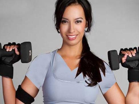 چگونه با ورزش شانه های خود را پهن کنیم؟