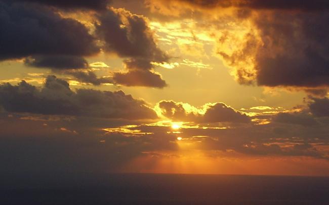 عکس پروفایل طلوع و غروب خورشید