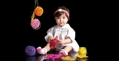 مدل موی نوزاد