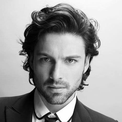 مدل موی مردانه جدید
