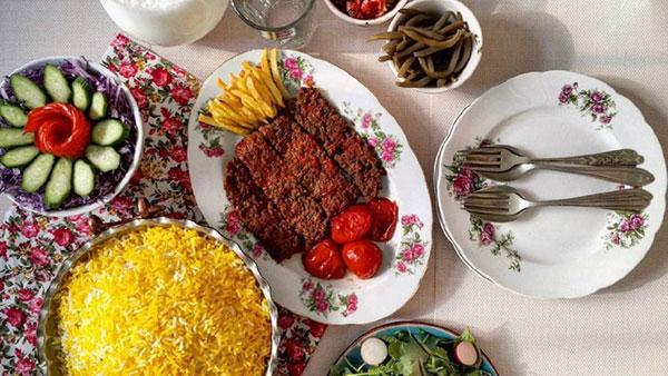اموزش طرز تهیه کباب برنجی خراسانی خوشمزه و کباب ترخون سنتی
