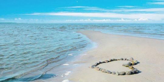 عکس پروفایل دریا