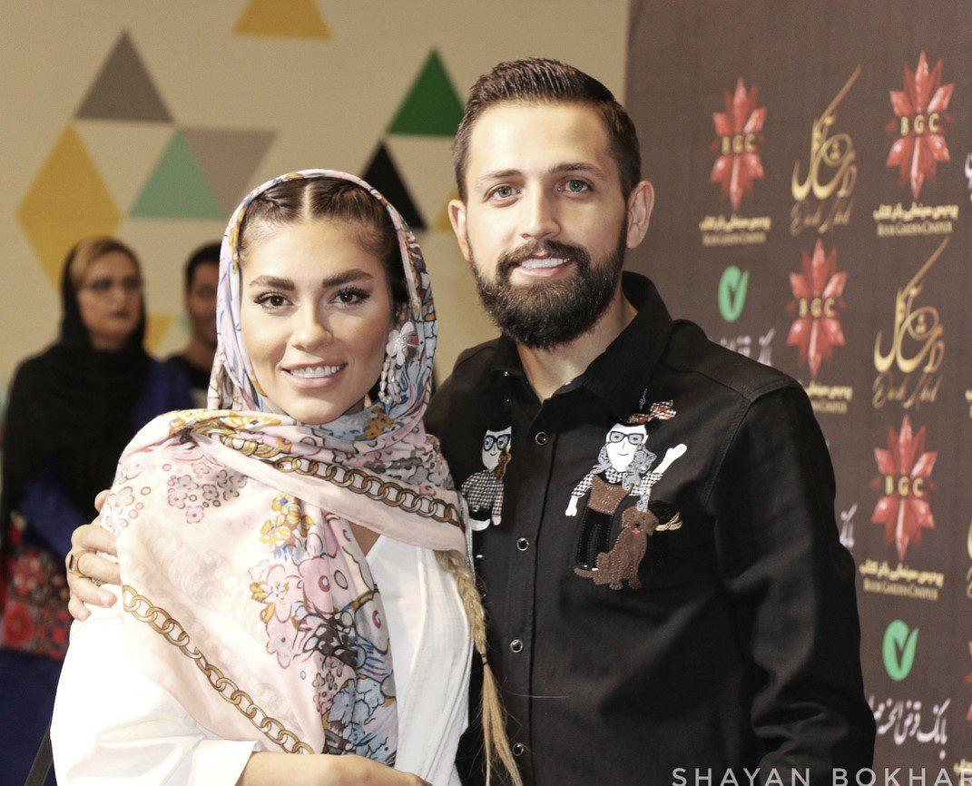 عکس های عروسی سویل تیانی و محسن افشانی
