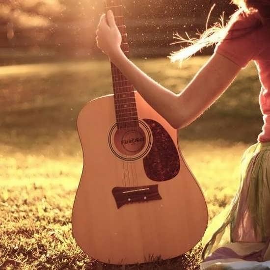 عکس پروفایل گیتار