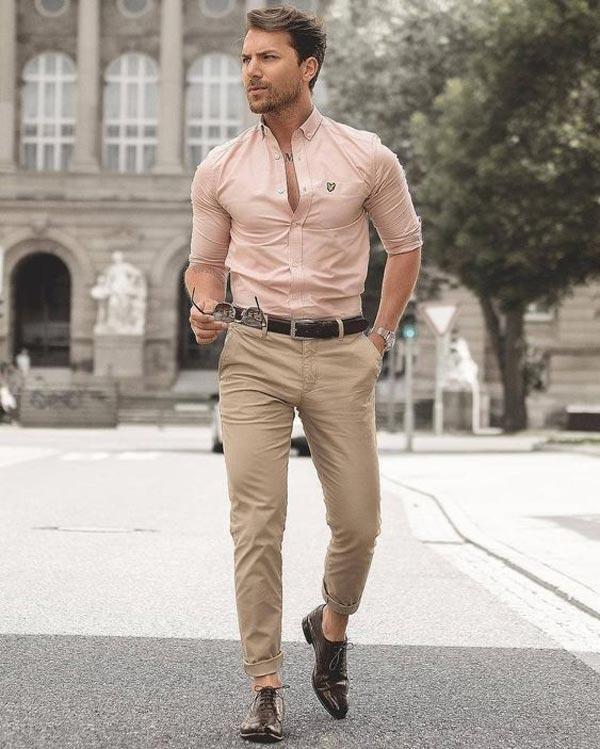 تیپ کلاسیک مردانه