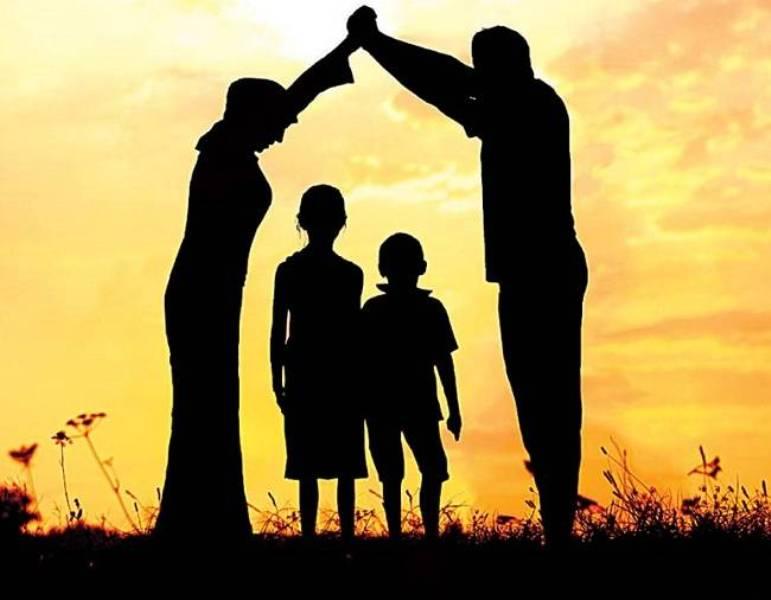 متن عاشقانه برای خانواده