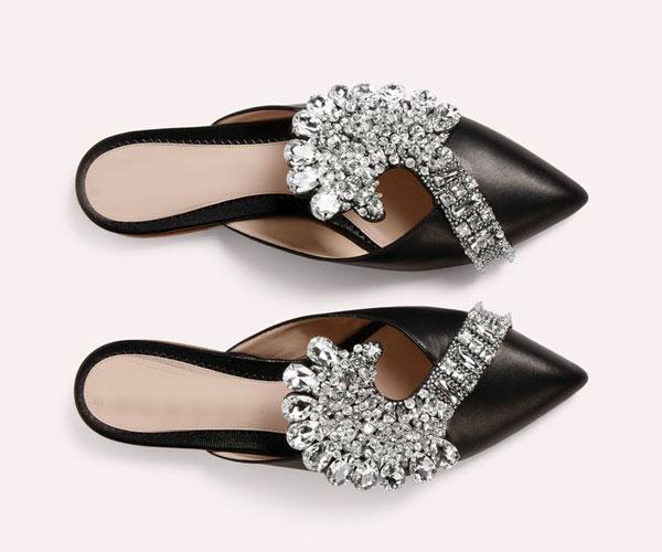 مدل کفش بدون پاشنه