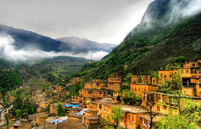 شهرهای خنک ایران