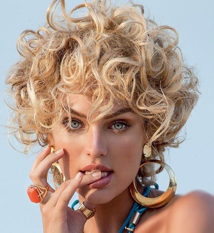 مدل موی فر