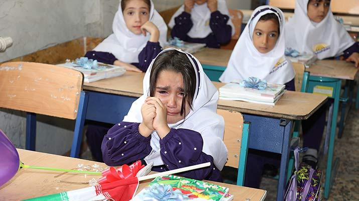 انشا بازگشایی مدارس