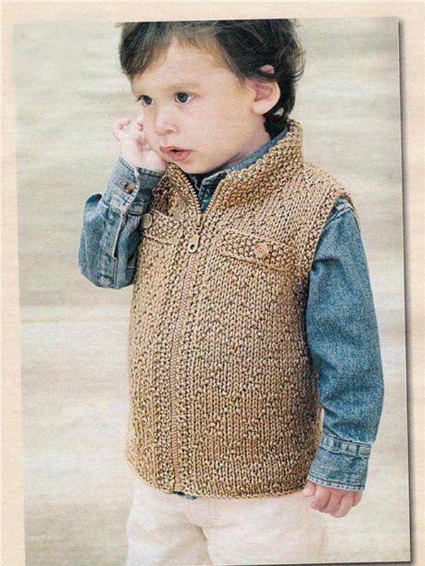 مدل لباس بافتنی بچه گانه