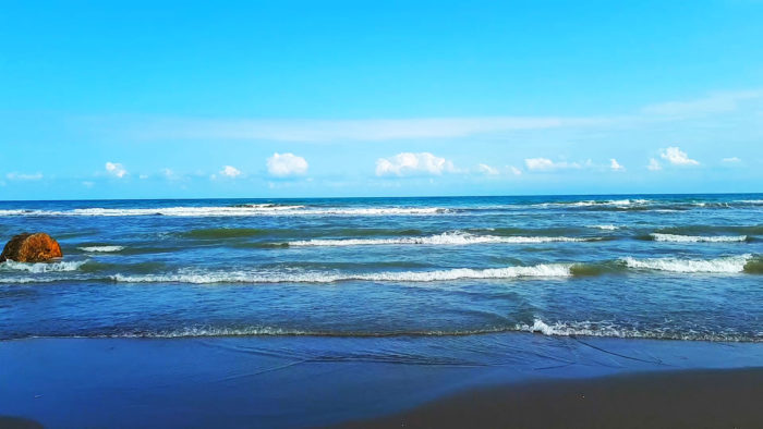 شعر عاشقانه دریا و ساحل