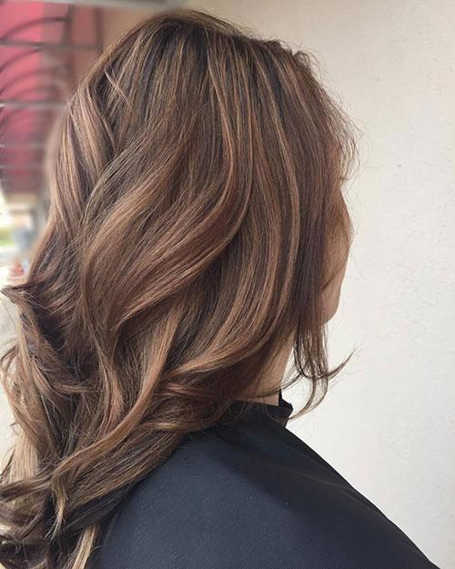 رنگ موی بژ