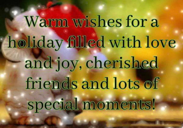 تبریک کریسمس به زبان انگلیسی