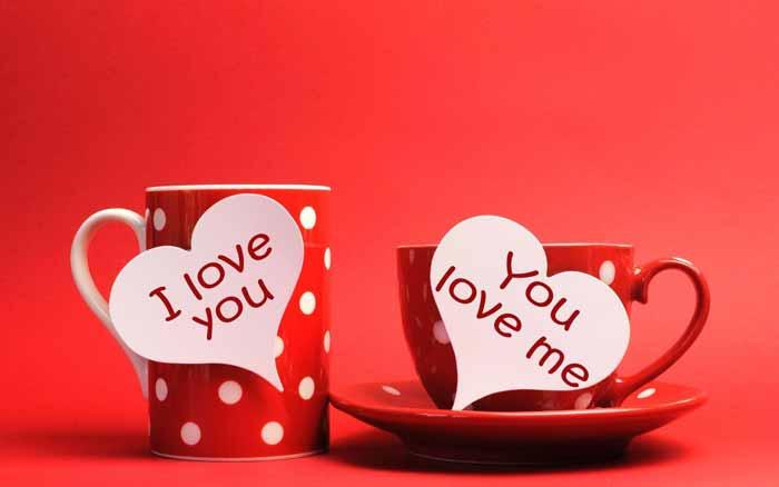 عکس نوشته روز عشق