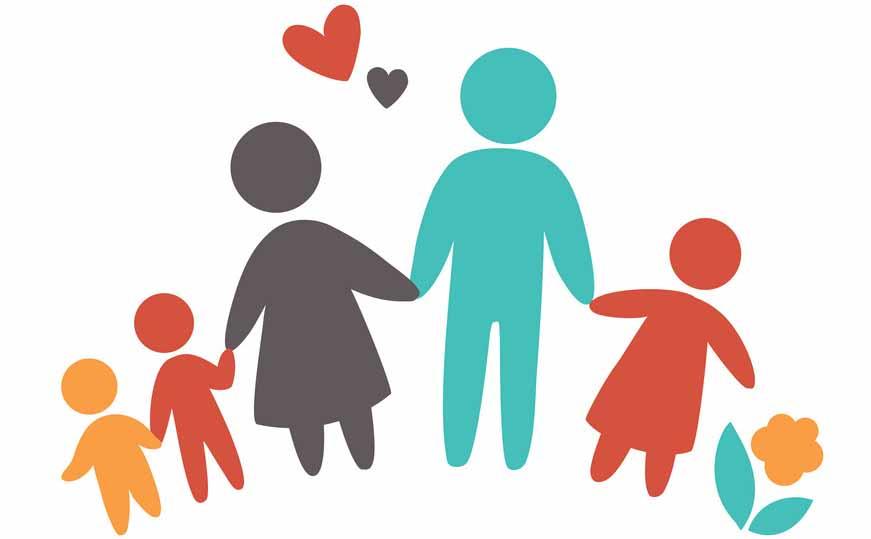 متن در مورد خانواده