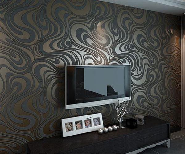 مدل کاغذ دیواری برجسته