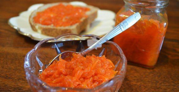 تاثیر مزه هویج در سالاد ماکارونی