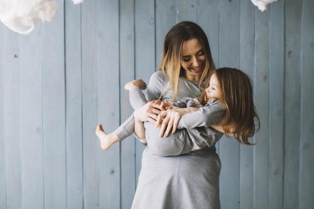 متن و جملات مادر دختری