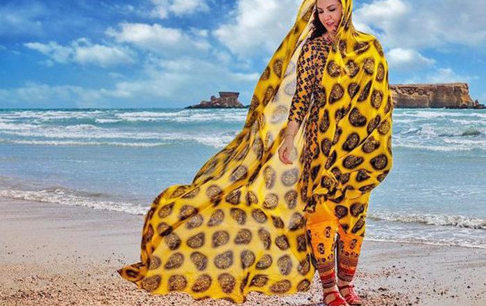 مدل لباس بندری زنانه
