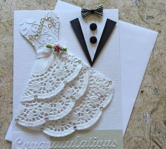 مدل کارت عروسی سه بعدی لاکچری