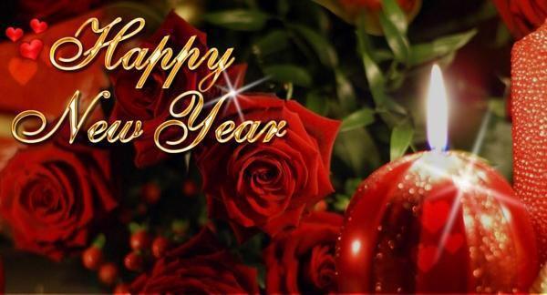 متن تبریک سال نو به انگلیسی