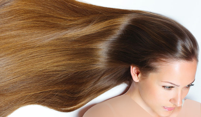 مدل موی باز صاف زیبا
