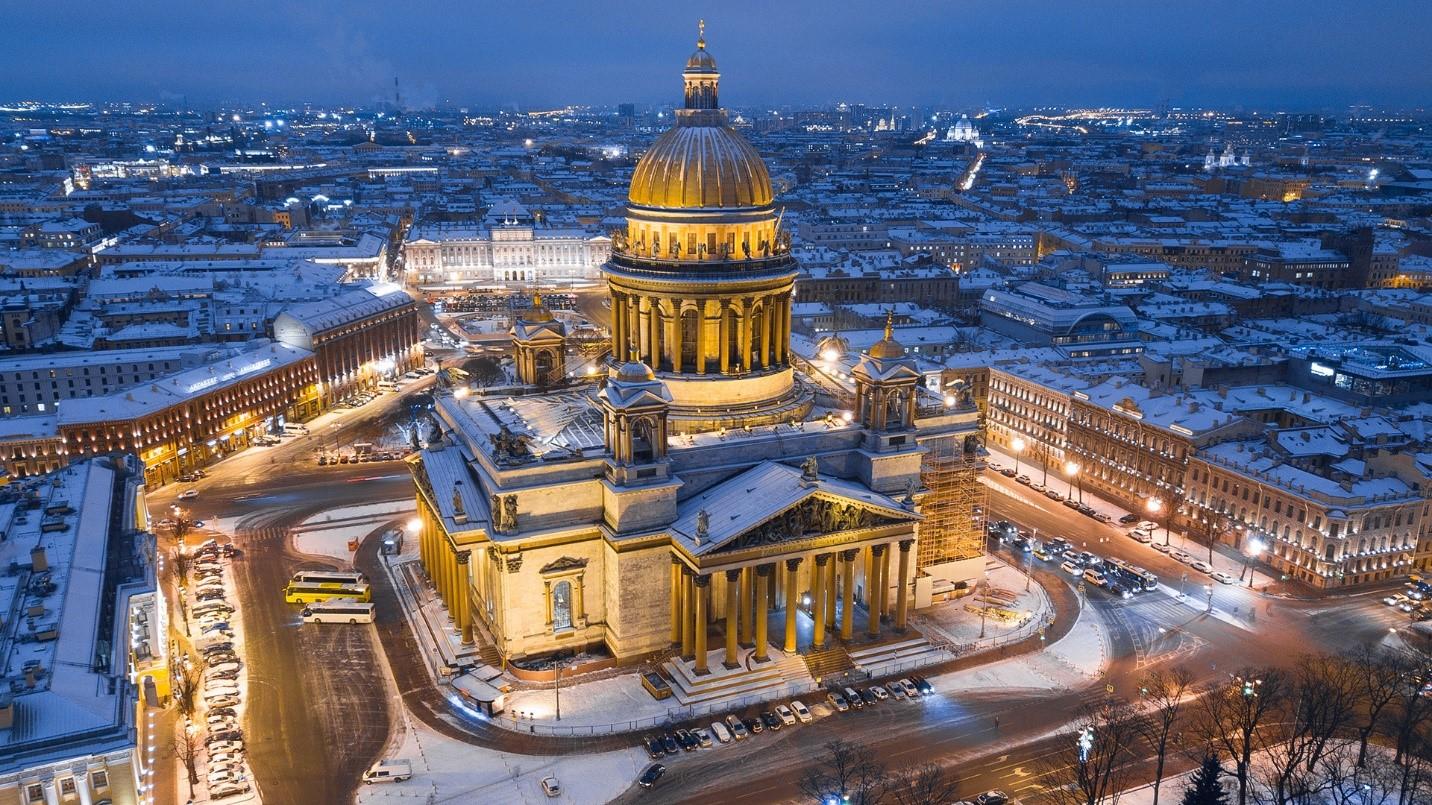 معرفی 6 هتل ارزان سنت پترزبورگ
