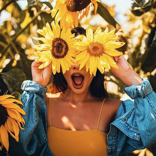 عکس پروفایل شاد دخترونه