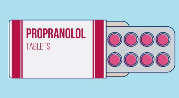 قرص پروپرانولول