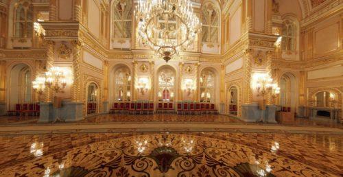 حقایقی شگفت انگیز درباره کاخ کرملین مسکو