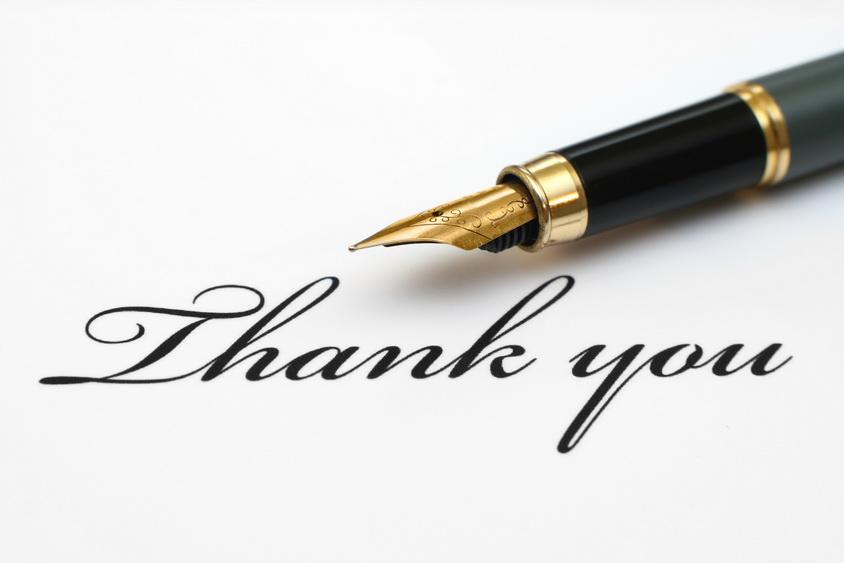 متن تقدیر و تشکر از همکاری