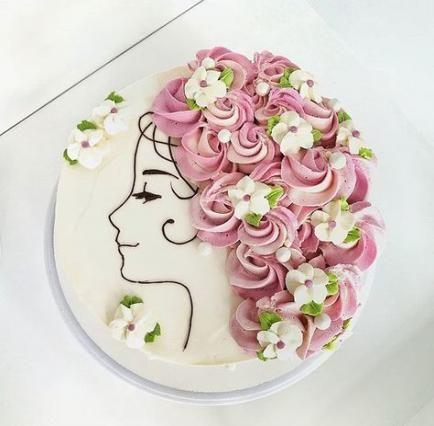 مدل کیک تولد