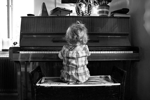 عکس پروفایل پیانو