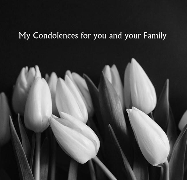 متن تسلیت به انگلیسی + جملات فوت و درگذشت به زبان انگلیسی با ترجمه فارسی برای دوستان و فامیل