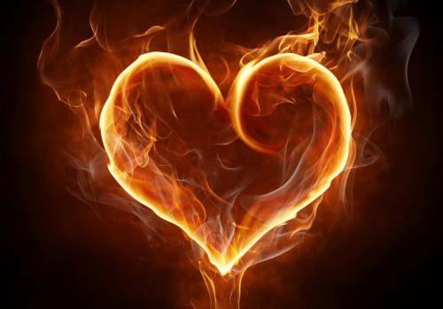 متن در مورد آتش + جملات گرم عاشقانه با موضوع آتش به همراه عکس نوشته