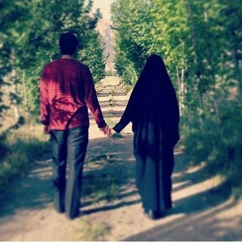 عکس عاشقانه مذهبی