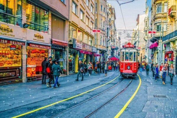 معروف ترین محله های استانبول