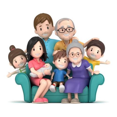 عکس پروفایل خانوادگی با متن زیبا
