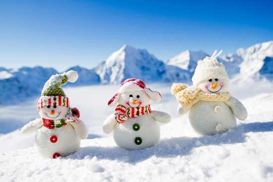 شعر کودکانه زمستان