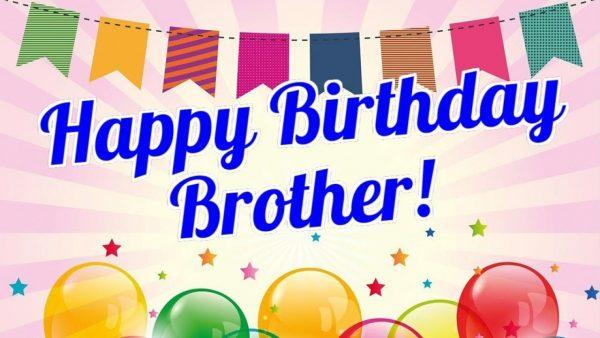 متن تبریک تولد برادر انگلیسی