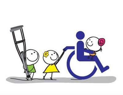 متن زیبا برای افراد معلول