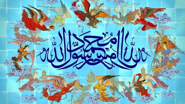 متن تبریک مبعث پیامبر (ص) + عکس نوشته پروفایل بعثت حضرت محمد