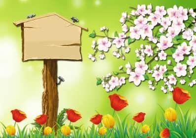 شعر کودکانه فصل بهار