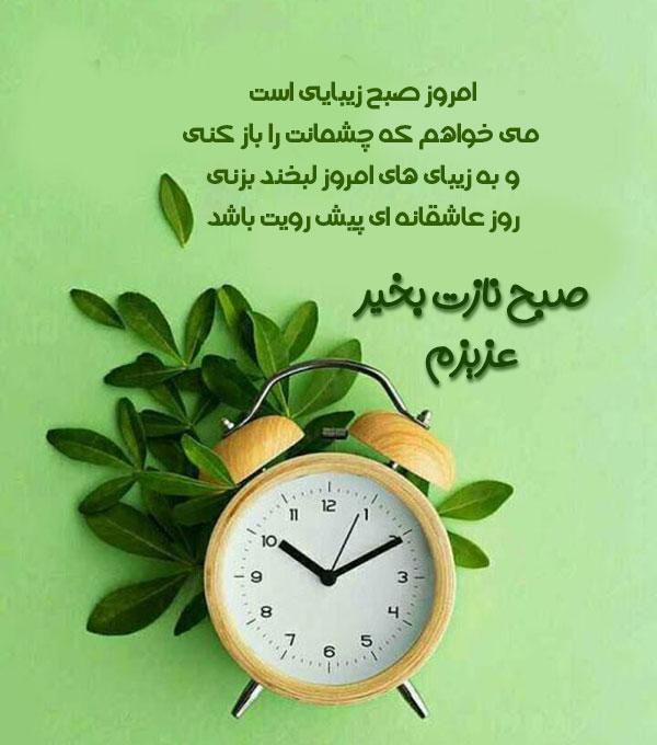 متن و جملات سلام صبح بخیر بهاری + صبحت بخیر زیبا برای همسر و دوستان