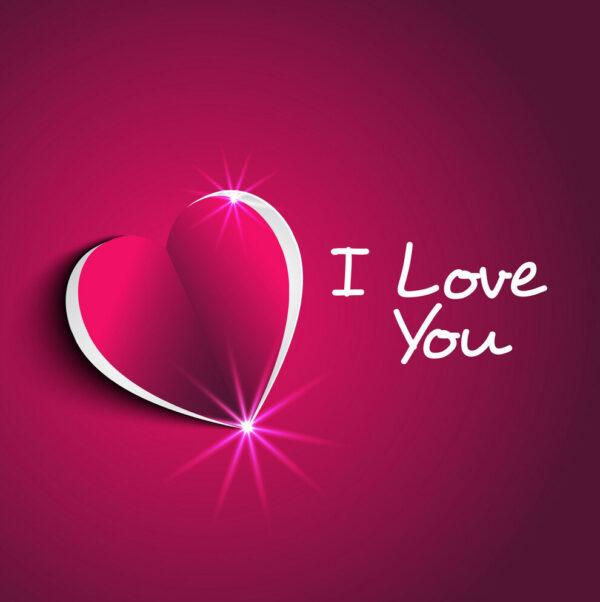پیام عاشقانه برای عشق