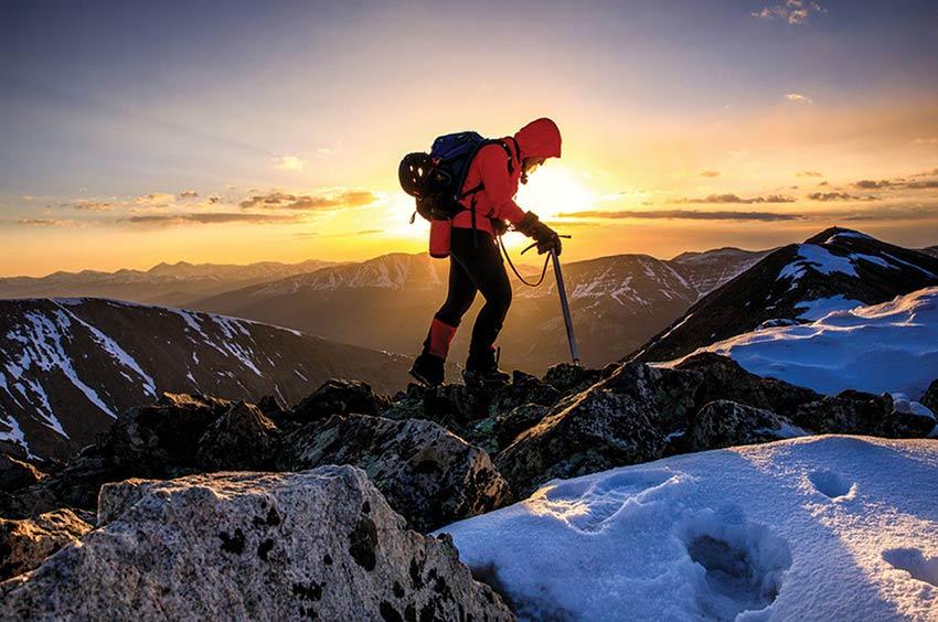 انشا در مورد کوهنوردی