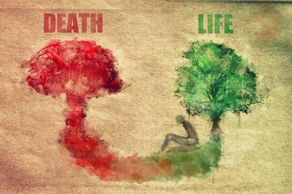 انشا با موضوع مرگ و زندگی
