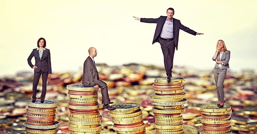 انشا در مورد فقر و ثروت