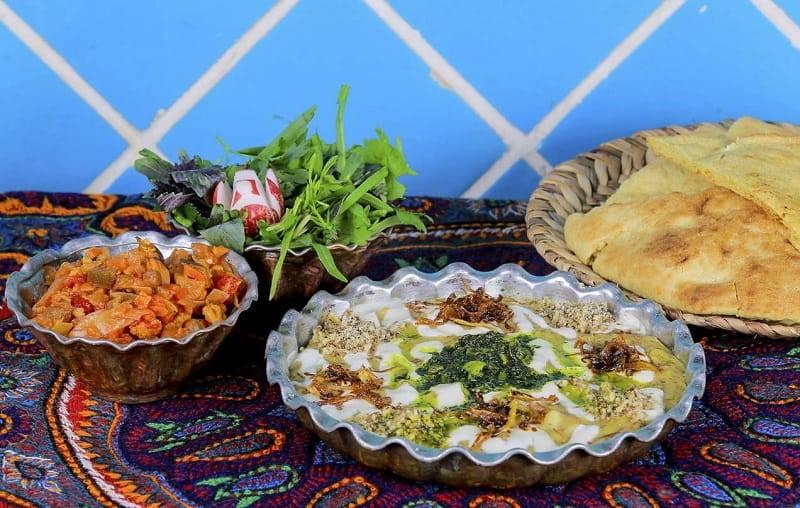با بهترین غذاهای کرمانی آشنا شوید